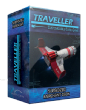 Traveller Customizable Card Game: Ship Deck Subsidized Merchant